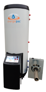 energiepac-cylinder, solar panels water heating unit
