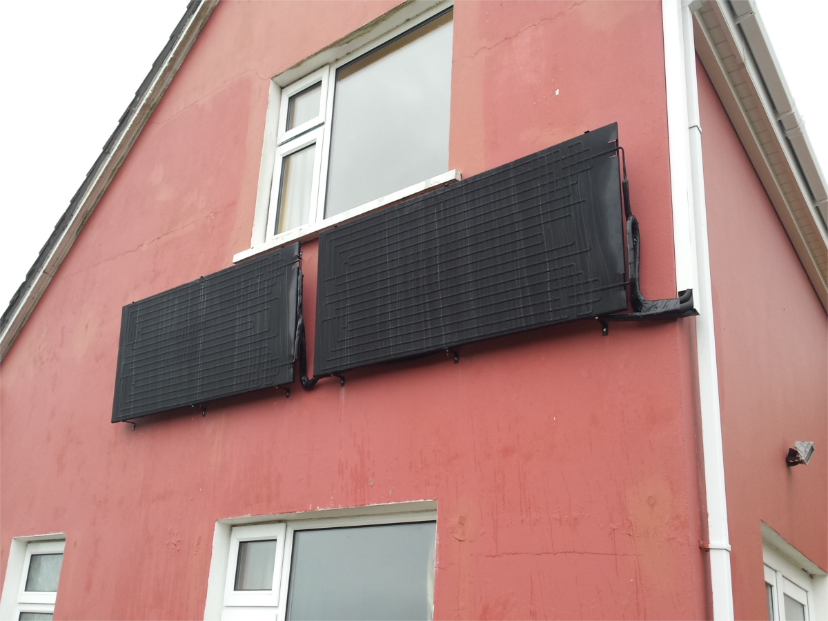 Twin Thermodynamic Panels